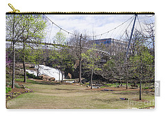 Falls Park On The Reedy Greenville Carry-all Pouch