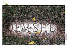 Carry-all Pouch featuring the photograph Family Crest by Michael Krek