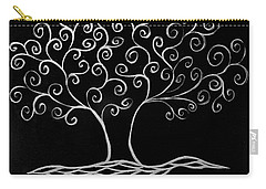 Family Tree Carry-all Pouch by Jamie Lynn