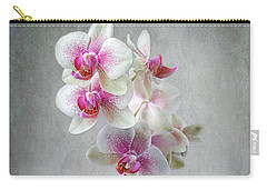 Fancy Orchids Carry-all Pouch