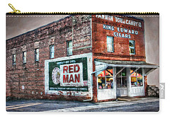 Fannin Tobacco And Candy Company Carry-all Pouch by Kenny Francis