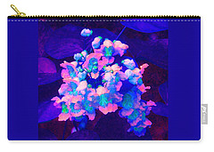 Fantasy Flowers 5 Carry-all Pouch