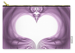 Fantasy Hearts Carry-all Pouch