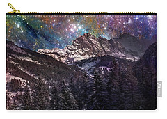 Fantasy Mountain Landscape Carry-all Pouch