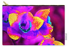 Fantasy Orchids Carry-all Pouch