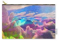 Abstract Fantasy Sky Carry-all Pouch