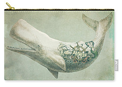Whale Carry-All Pouches