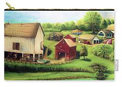 Farm Carry-all Pouch by Bernadette Krupa