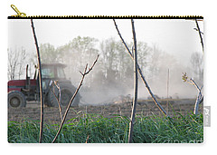 Carry-all Pouch featuring the photograph Farm Life  by Michael Krek
