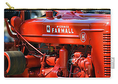 Farm Tractor 11 Carry-all Pouch by Thomas Woolworth