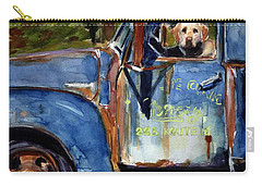Rural Scenes Carry-All Pouches