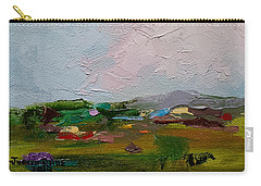 Farmland IIi Carry-all Pouch by Judith Rhue