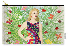 Fashion And Art - Limited Edition 1 Of 10 Carry-all Pouch