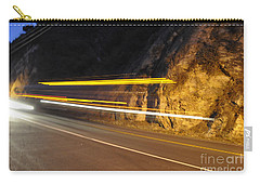 Fast Car Carry-all Pouch by Gandz Photography