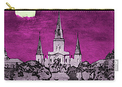 Fat Tuesday Eve Carry-all Pouch