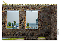 Fayette Ruins Carry-all Pouch by Paul Freidlund