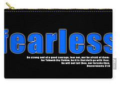 Fearless Carry-all Pouch