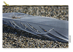 Feather And Sand Carry-all Pouch