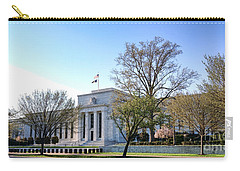 Federal Reserve Building Carry-all Pouch