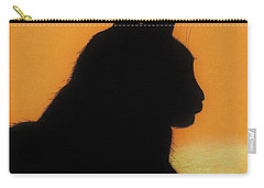 Feline - Sunset Carry-all Pouch