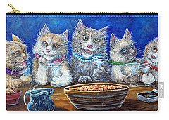 Felines After Five Carry-all Pouch