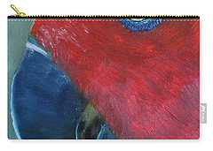 Female Eclectus Carry-all Pouch