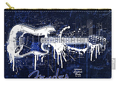 Fender Blueprint Washout Carry-all Pouch