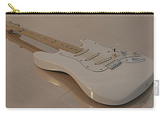 Fender Stratocaster In White Carry-all Pouch