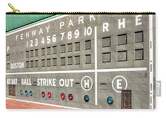 Fenway Park Scoreboard Carry-all Pouch