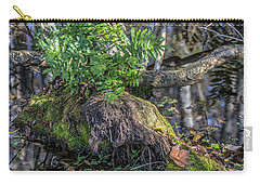 Fern In The Swamp Carry-all Pouch