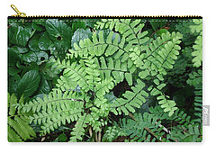 Ferns-iii Carry-all Pouch