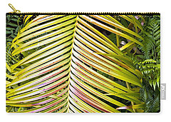 Carry-all Pouch featuring the photograph Ferns by Kate Brown