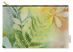 Ferns 'n' Leaves Carry-all Pouch