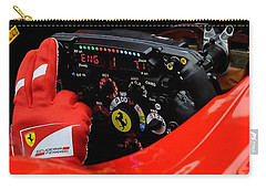Ferrari Formula 1 Cockpit Carry-all Pouch