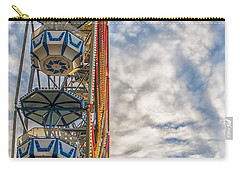 Ferris Wheel Carry-all Pouch by Antony McAulay