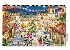 Festival Espanol De Navidad Carry-all Pouch