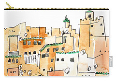 Fez Medina Roofline Carry-all Pouch