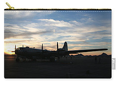 Carry-all Pouch featuring the photograph Fi-fi by David S Reynolds