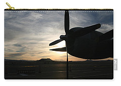 Carry-all Pouch featuring the photograph Fi-fi Power by David S Reynolds