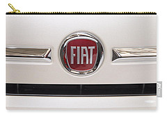 Fiat Logo Carry-all Pouch