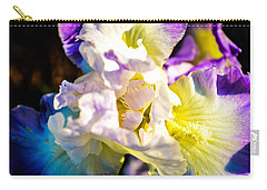 Fickle Iris  Carry-all Pouch