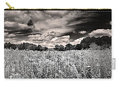 Fields Of Gold And Clouds Carry-all Pouch