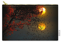 Fiery Fall... Carry-all Pouch by Tim Fillingim