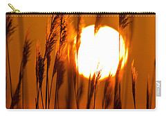Fiery Grasses Carry-all Pouch