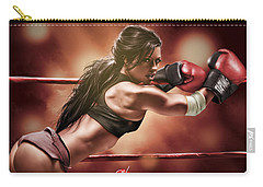 Fight Night Carry-all Pouch