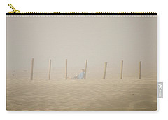 Figure In The Fog Carry-all Pouch