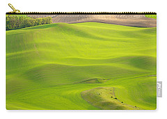 Fileds Of The Palouse Carry-all Pouch