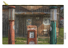 Fill 'er Up Carry-all Pouch by David and Carol Kelly