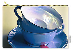 Fine China Carry-all Pouch by Jan Bickerton