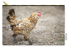 Carry-all Pouch featuring the photograph Fine Lady by Erika Weber